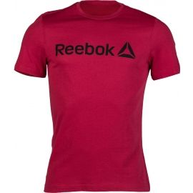 Reebok REEBOK LINEAR READ - Pánské triko