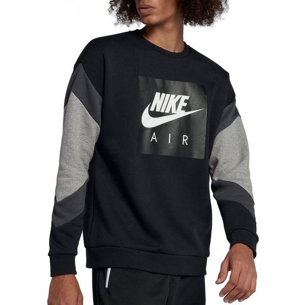 Nike NSW NIKE AIR CREW FLC - Pánská mikina