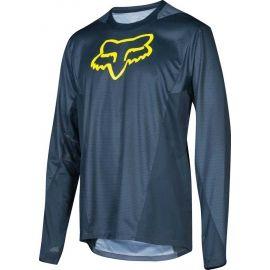 Fox Sports & Clothing YOUTH DEMO LS - Dětský sjezdový dres