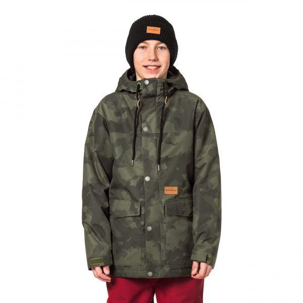 Horsefeathers LANC KIDS JACKET - Chlapecká lyžařská/snowboardová bunda