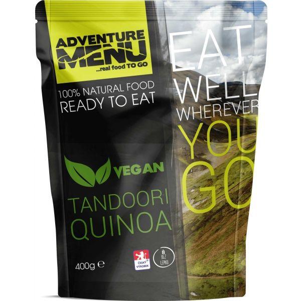 ADVENTURE MENU TANDORI QUINOA-VEGAN - Outdoorová strava