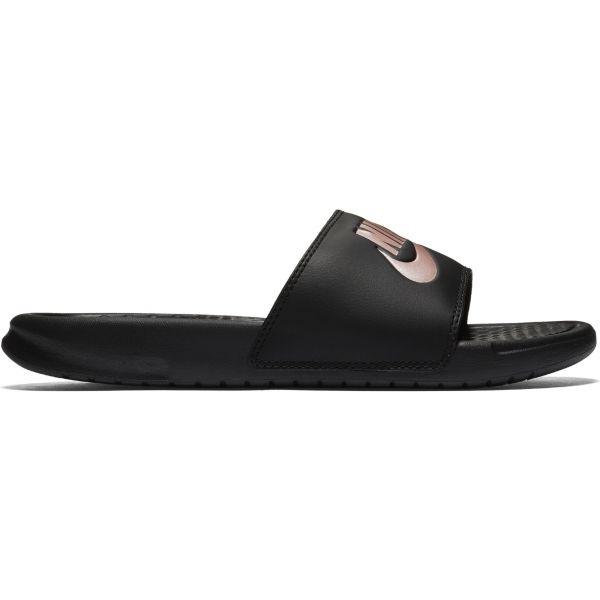 Nike BENASSI JUST DO IT - Dámské pantofle d2e71de5e5b