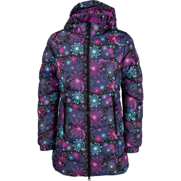 Lewro HALKA - Dívčí prošívaný kabát b7d74cbef8