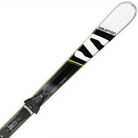 Salomon 24 HOURS MAX + Z 12 WALK F80 - Unisex sjezdové lyže