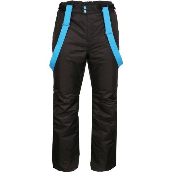 ALPINE PRO MANT - Pánské lyžařské kalhoty