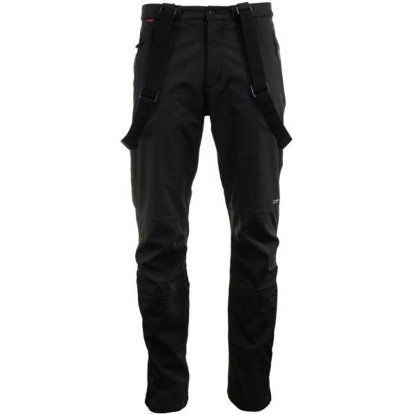 ALPINE PRO AMID 2 - Pánské lyžařské kalhoty