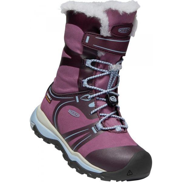 Keen TERRADORA WINTER WP C - Dětské zimní boty
