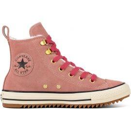 Converse CHUCK TAYLOR ALL STAR HIKER BOOT - Dámské zimní kotníkové tenisky