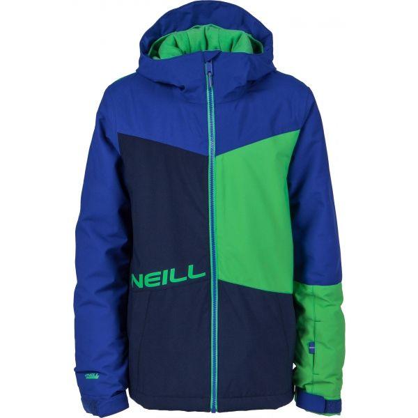 O'Neill PB STATEMENT JACKET - Chlapecká lyžařská/snowboardová bunda