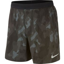 Nike DISTNCE SHORT 7IN BF CAMO