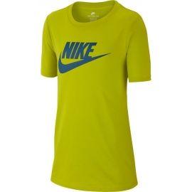 Nike CTN CREW FUT ICON TD TEE YTH - Chlapecké triko