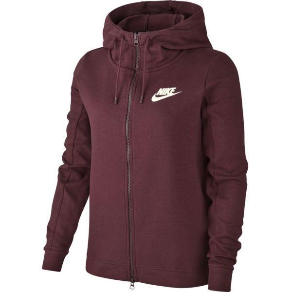 a9755bef705c Nike NSW AV15 HOODIE FZ - Dámská mikina s kapucí