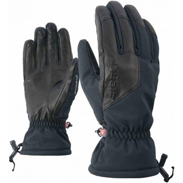 8047a6abf37 Ziener GATIX GWS PR BLACK - Lyžařské rukavice