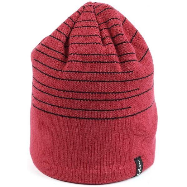 8730f2d93eb Finmark ZIMNÍ ČEPICE - Pánská zimní čepice
