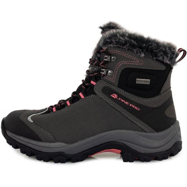 ALPINE PRO BANOFFE - Dámská zimní obuv
