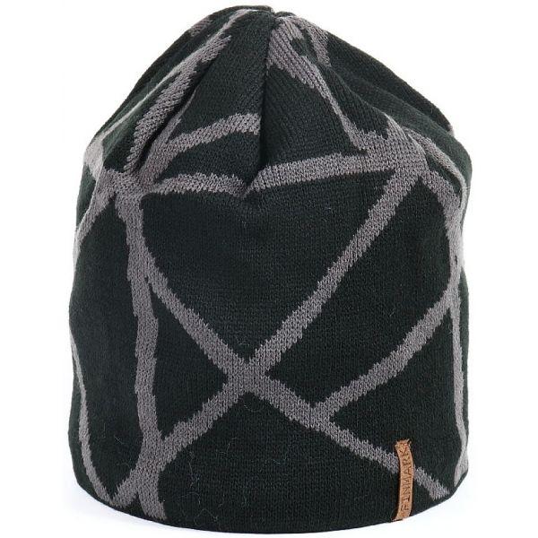 Finmark ZIMNÍ ČEPICE - Pánská zimní čepice