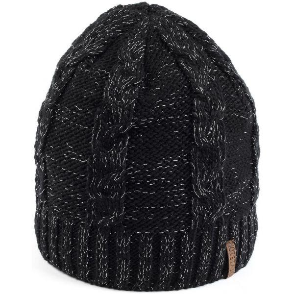 Finmark ZIMNÍ ČEPICE - Dámská zimní čepice