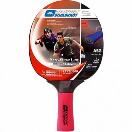SENSATION 600 - Pálka na stolní tenis - Donic SENSATION 600