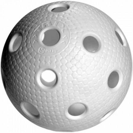 BALONEK BÍLÝ - Florbalový míček - HS Sport BALONEK BÍLÝ
