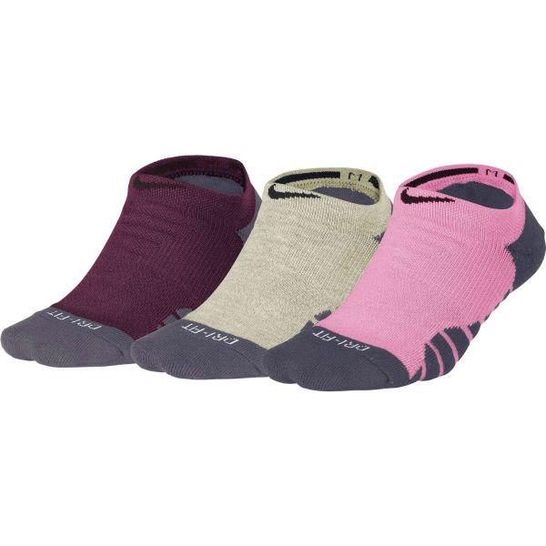Nike EVERYDAY MAX CUSH NS 3PR - Dámské ponožky