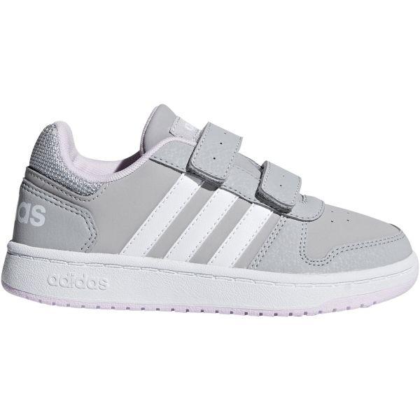 adidas HOOPS 2.0 CMF C - Dětské vycházkové boty a974a4ee1e3
