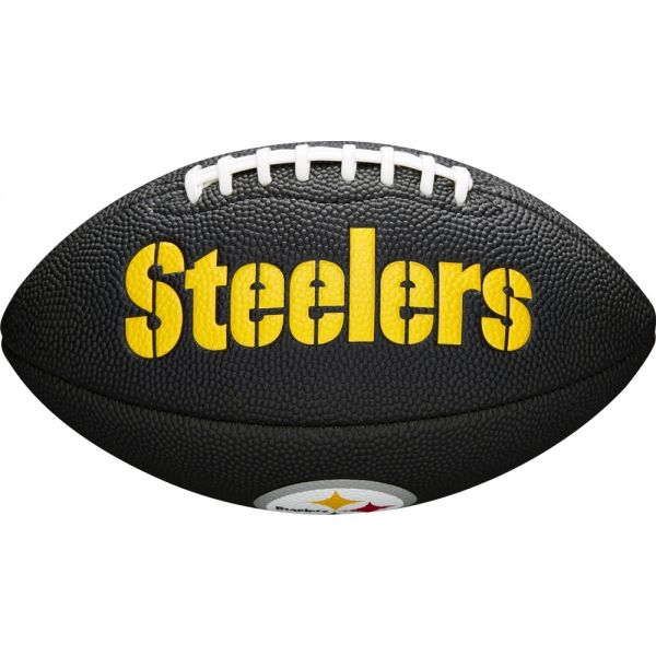 Wilson MINI NFL TEAM SOFT TOUCH FB BL PT - Mini míč na americký fotbal