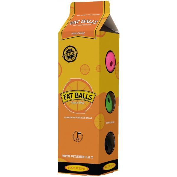 Fat Pipe BALL CAN - Florbalový míček