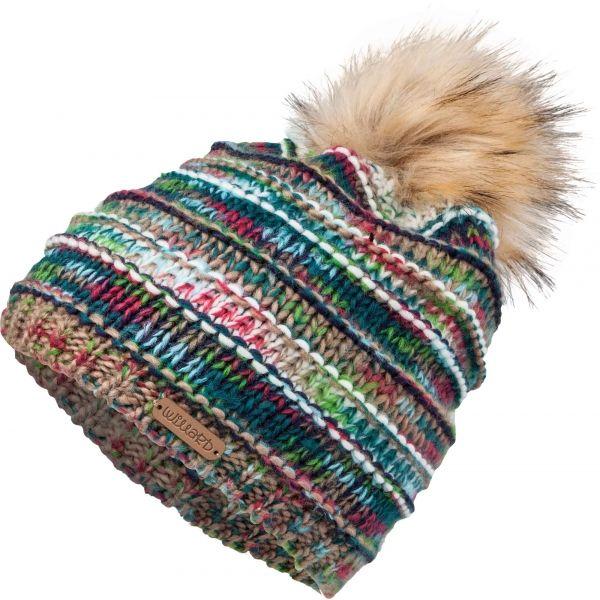 21a39e1f993 Willard BELINDA - Dámská pletená čepice