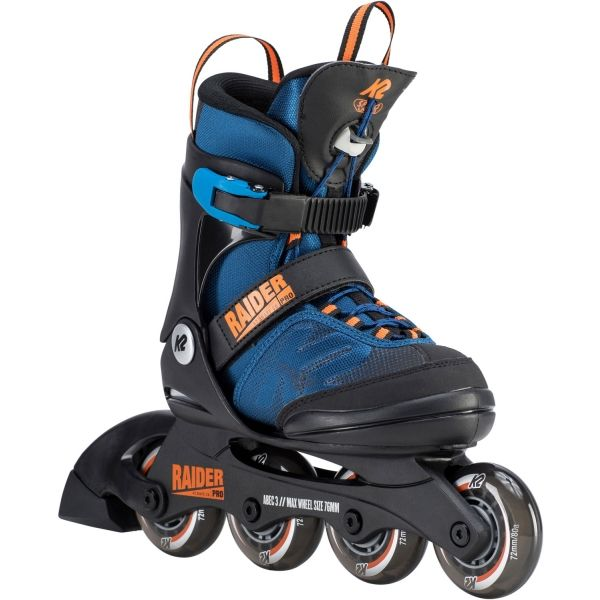 K2 RAIDER PRO - Chlapecké in-line brusle