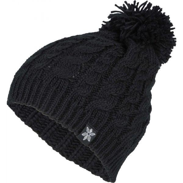 f4b1a15f493 Willard BERNICE - Dámská pletená čepice