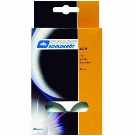 JADE BALL (6 KS) WHITE - Míče na stolní tenis - Donic JADE BALL (6 KS) WHITE