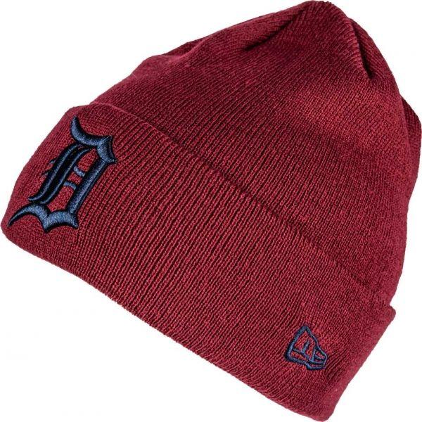 New Era MLB LEAGUE ESSENTIAL CUFF DETROIT TIGERS - Pánská zimní čepice