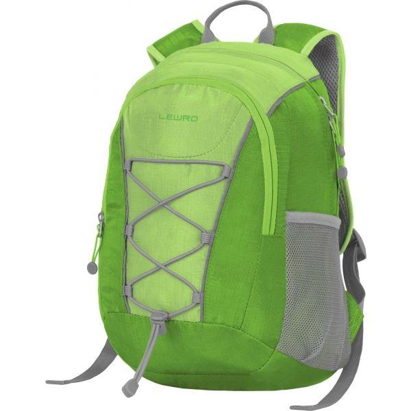0811605601 Lewro DINO 12 - Víceúčelový dětský batoh