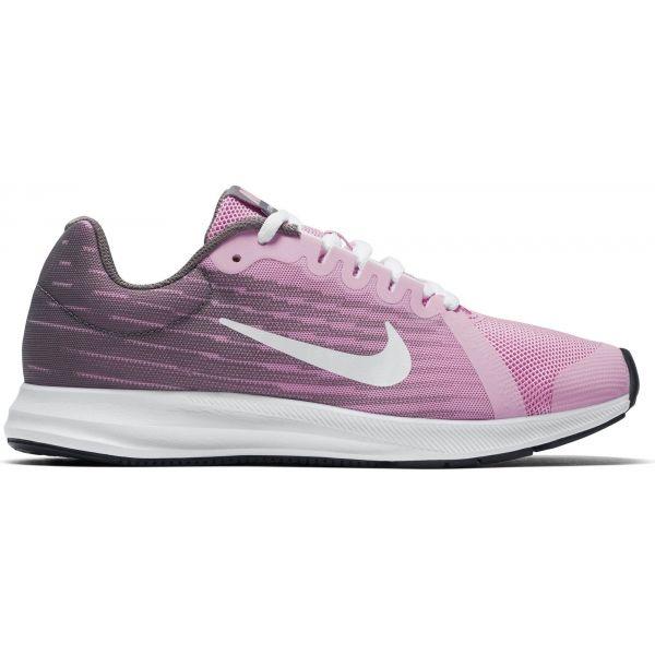 Nike DOWNSHIFTER 8 GS - Dětská běžecká obuv a0a60c7fd80