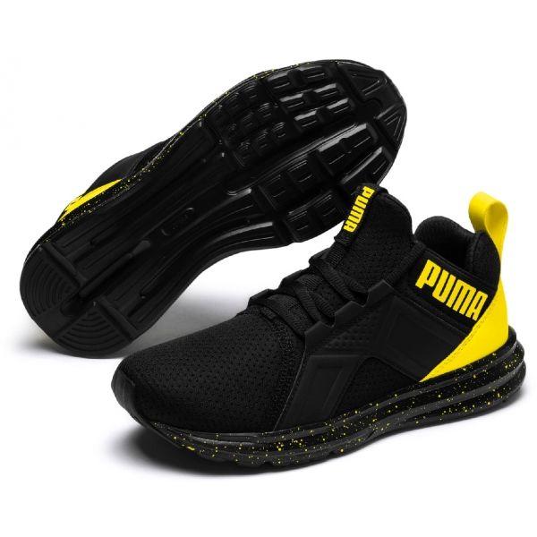 8053d3a0d8 Puma ENZO TECH JR - Dětské vycházkové boty