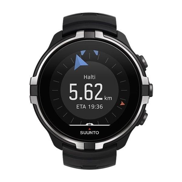 Suunto SPARTAN SPORT WHR BARO STEALTH - Multisportovní hodinky s GPS a záznamem tepové frekvence