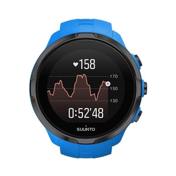 Suunto SPARTAN SPORT WRIST HR - Multisportovní hodinky s GPS a záznamem tepové frekvence