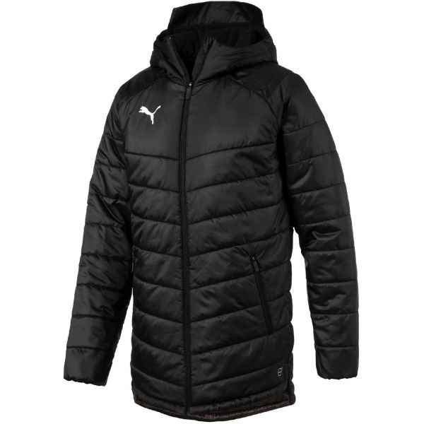 Puma LIGA SIDELINE BENCH JACKET - Pánská zimní bunda