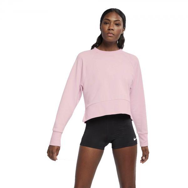 Nike DRY TOP CREW LS GRX VERSA W - Dámská mikina