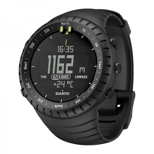 Suunto CORE ALL - Outdoorové hodinky