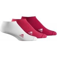 adidas LIN PLAIN T 3PP - Sportovní kotníkové ponožky