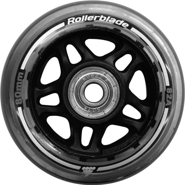 Rollerblade 80-82A+SG7+8MMSP - Sada náhradních inline koleček