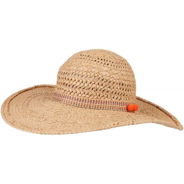 O'Neill BW FLAT BRIM FEDORA - Dámský klobouk