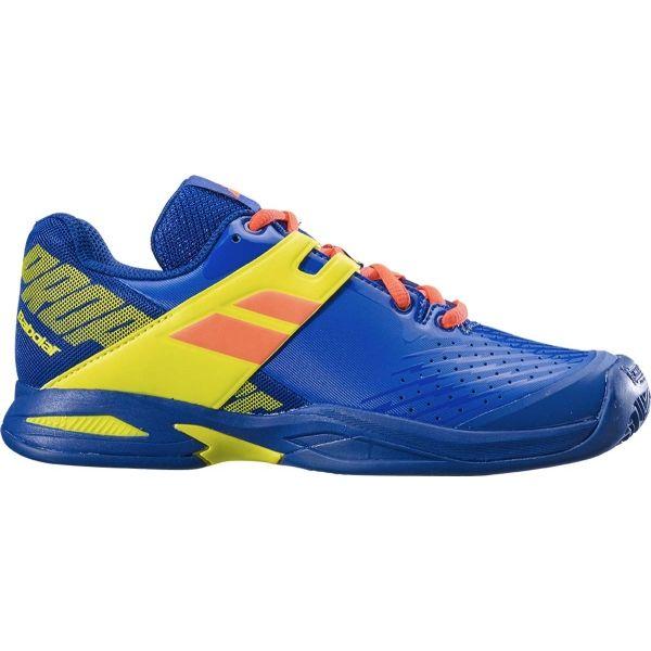 Babolat PROPULSE JR CLAY - Juniorská tenisová obuv