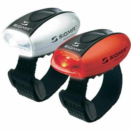 MICRO COMBO - Přední a zadní světlo - Sigma MICRO COMBO