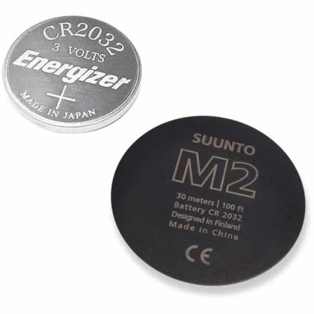 M2 BLACK BATTERY REPLACEMENT KIT - Náhradní baterie - Suunto M2 BLACK BATTERY REPLACEMENT KIT