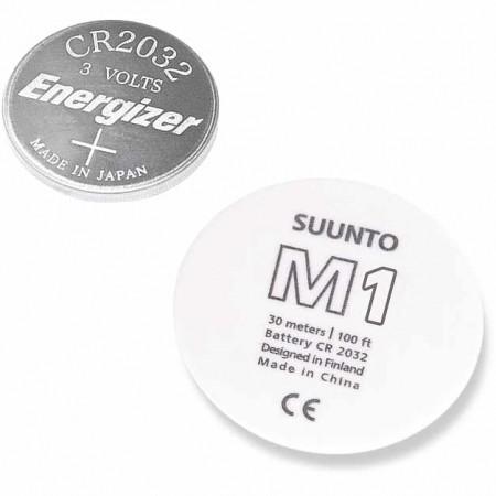 M1 BATTERY REPLACEMENT KIT - Náhradní baterie - Suunto M1 BATTERY REPLACEMENT KIT