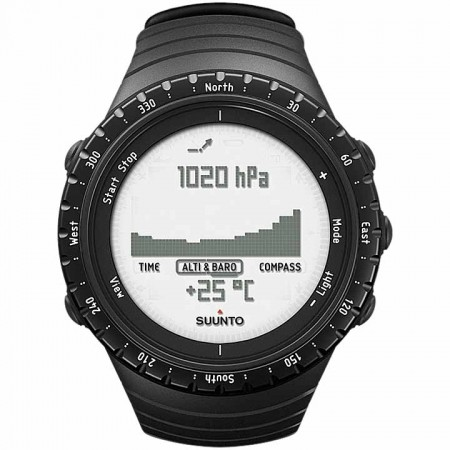 Outdoorové hodinky - Suunto CORE REGULAR BLACK
