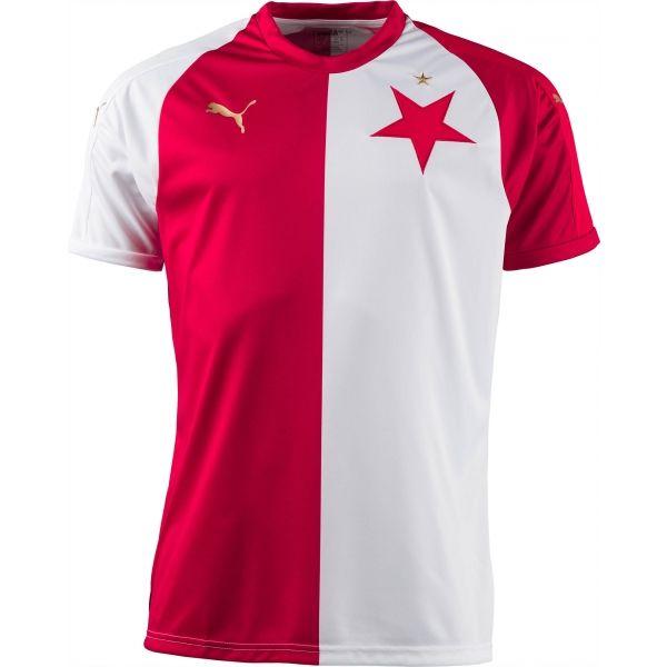 Puma SK SLAVIA CUP PRO - Pohárový fotbalový dres