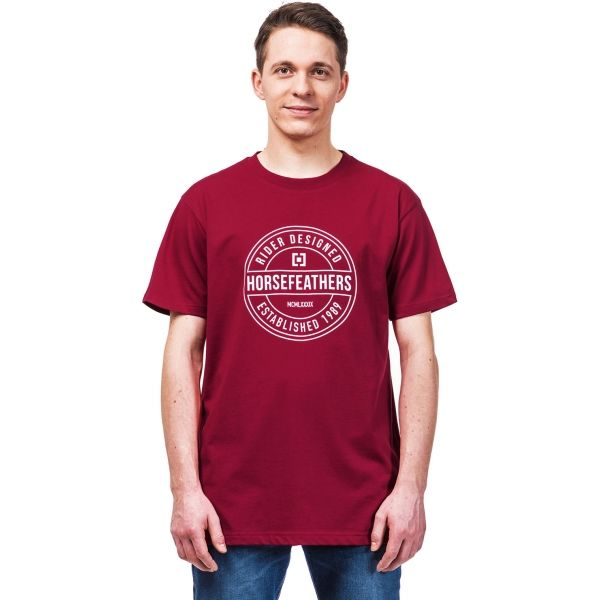 066aa7349493 Horsefeathers HALLMARK T-SHIRT - Pánské tričko